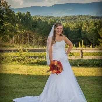Bridal Portrait - Slightly Different Nursery