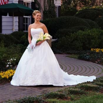 Bridal Portrait - The Morehead Inn