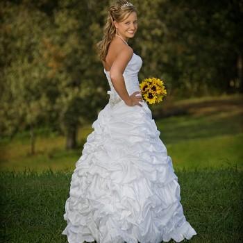 Bridal Portrait - Woodmill Winery