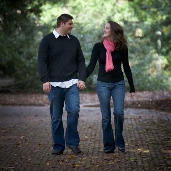 Engagement Portrait - Spartanburg SC