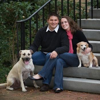 Engagement Portrait - South Carolina