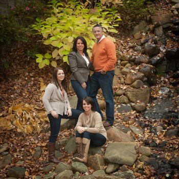 Family Portrait - Charlotte NC