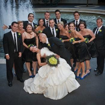 Wedding in Uptown Charlotte