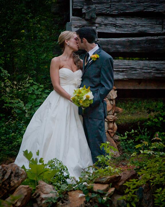 Pleasant Garden NC Wedding