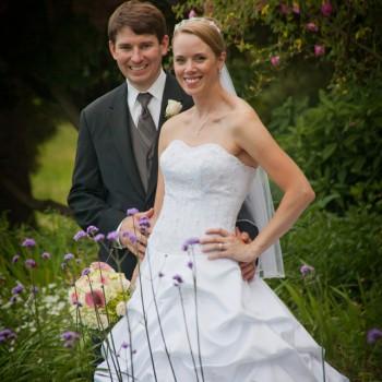 Outdoor Wedding at Daniel Stowe Botanical Garden