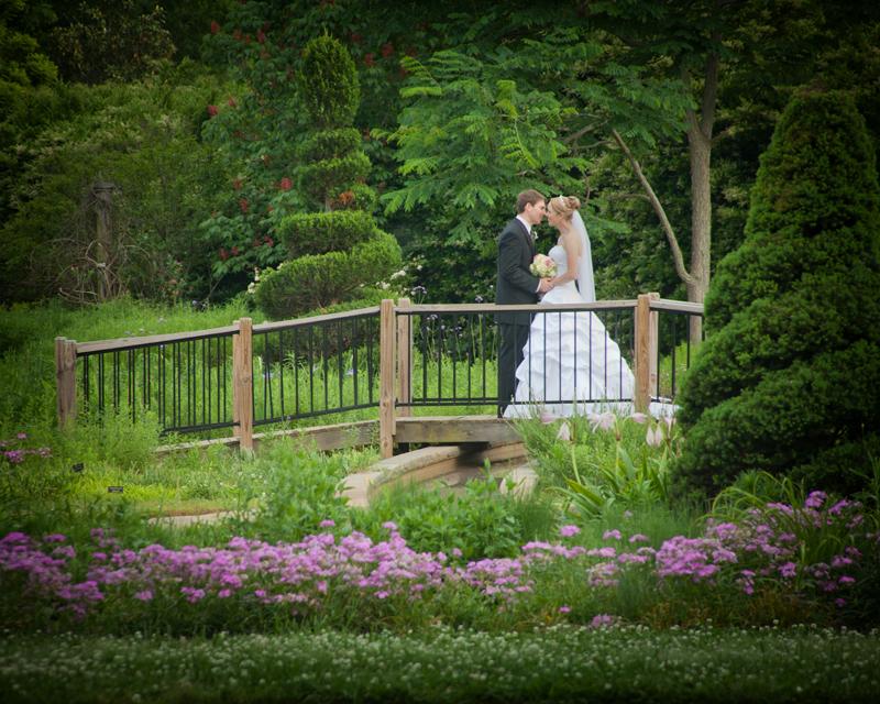 Outdoor Wedding At DSBG