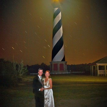 Wedding at Hatteras Island, Outer Banks