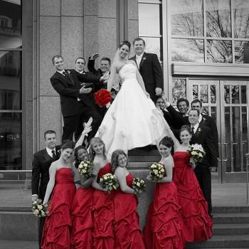 Wedding - Downtown Charlotte NC
