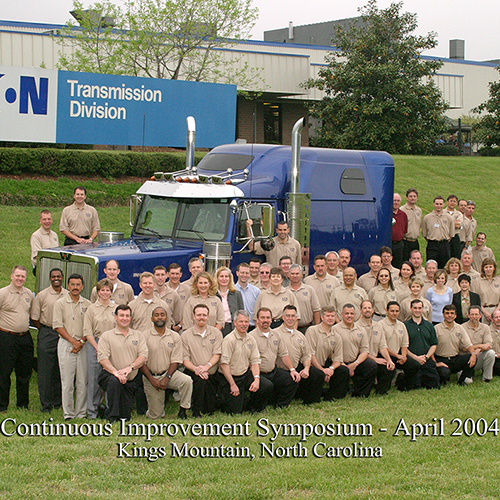 Group Shot - Eaton Corporation