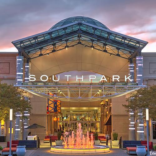 SouthPark Mall - Exterior