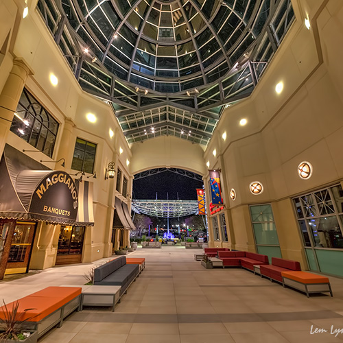 Corporate Real Estate Interior - SouthPark Mall