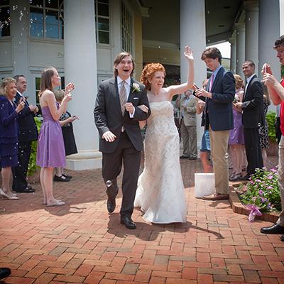 Wedding - Daniel Stowe Botanical Garden