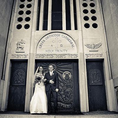 Greek Wedding - Charlotte
