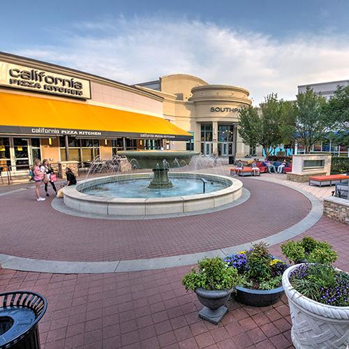 Mall Exterior - SouthPark