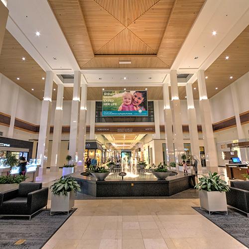 Mall Interior - Atrium