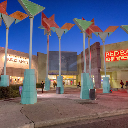 Mall Exterior - Concord Mills